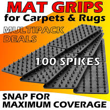 Latex Rug Gripper Keep Rug From Sliding On Carpet Creative Rugs Decoration