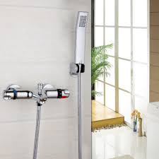 popular modern shower faucets buy cheap modern shower faucets lots new modern bathroom shower faucet bath faucet mixertap hand shower head shower faucet set wall mounted