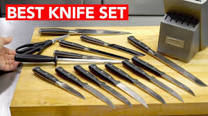 best kitchen knives review best kitchen knives to buy in 2017 ultra sharp youtube