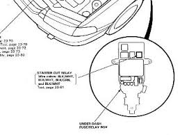1998 honda accord starter solenoid starter cut relay on 92 ex mt honda tech honda forum discussion