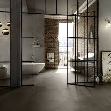 Open Bathroom Design Geometrically Furnished Bathrooms U2013 Current Trends Hansgrohe Int