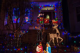 pvc christmas light frames 65 christmas light decoration ideas to transform your home into a