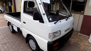 suzuki carry pickup 1992 suzuki carry 32k rwd kei mini pickup truck youtube