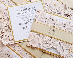 handmade invitations couture handcrafted invitations and by designedwithamore on etsy