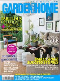 Home Decor Magazines Garden Magazines South Africa Home Outdoor Decoration