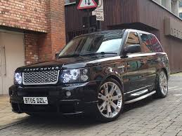 onyx range rover land rover range rover sport 4 2 v8 supercharged hse 5dr for sale