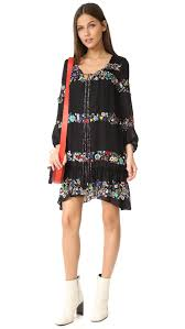 derek lam 10 crosby bell sleeve ruffle dress shopbop save up to