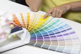 colors influence our mood and can bring about a nice change not