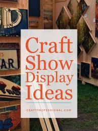 display art craft display booth ideas and photos