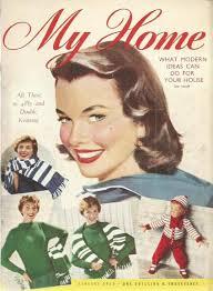 my home magazine from january 1958 my home magazine