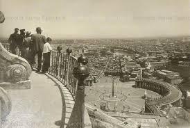 alla cupola di san pietro cupola di san pietro archives roma sparita foto storiche