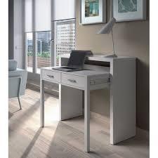 White High Gloss Computer Desk by Tressa Gloss White Dressing Table Dresser Computer Desk
