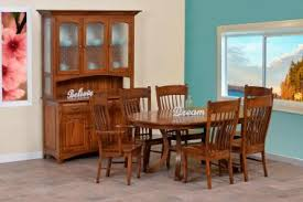 Amish Dining Tables Dining U0026 Kitchen Tables Countryside Amish Furniture