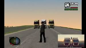 volvo sa trucks volvo truck in gta sa youtube