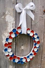 Fourth Of July Door Decorations 4th Of July Home Decorating With Wreaths On Your Door Home