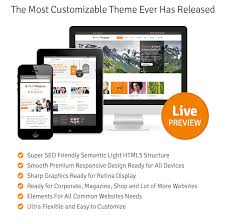 wordpress templates for websites multipurpose responsive wordpress theme by thememotive themeforest