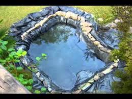 small garden pond decorations ideas