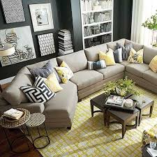 sectional living room awesome living room decorating ideas with sectional sofas gallery