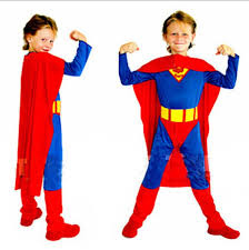 Cheap Childrens Halloween Costumes Quality Children Halloween Clothes Superman Costumes