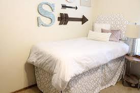 dorm bed skirt panels 3 panels 38x33