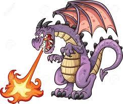 fierce dragon clipart clipartxtras