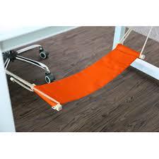Schreibtisch Erwachsene Dhl Tragbar Mini Büro Fuß Rest Stand Schreibtisch Füße Hängematte
