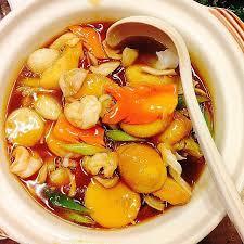 resep cihu bandung sapo tahu seafood central bandung u0027s d u0027lampion hongkong barbeque
