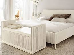wicker bedroom furniture home design in white wicker bedroom set