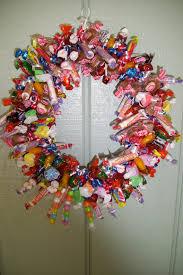 candy wreath 10 creative wreath ideas the river club