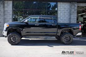 toyota tundra with 20in fuel lethal wheels exclusively from butler