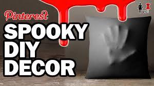 halloween pins spooky diy decor corinne vs pins youtube