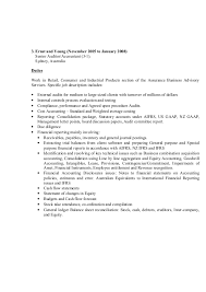 Auditor Job Description Resume by Resume Robin Gani 2015
