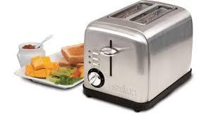 Toasters Walmart Salton Stainless Steel Electronic Toaster Walmart Canada