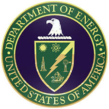 """""""United States of America Department of Energy"""" seal"""