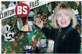 the clinton bs files didn t decorate the white house