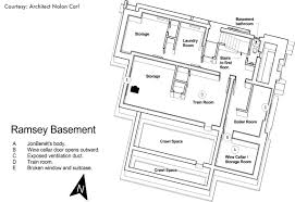 Basement House Floor Plans by Jonbenet Ramsey Case Encyclopedia The House