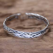 cuff silver bracelet men images Silver cuff bracelets for men diamondstud jpg