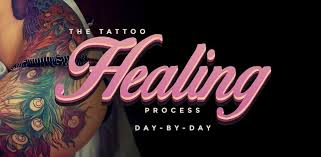 tattoo healing process stages u2013 a day by day guide authoritytattoo