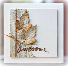this card in a word awesome what birgit edblom does when she