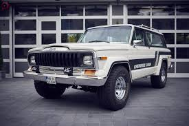 jeep chief 1979 1981 jeep cherokee chief classic driver market