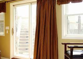 Glass Door Curtains Sliding Glass Door Curtain Rod Curtains Ikea Panel Half