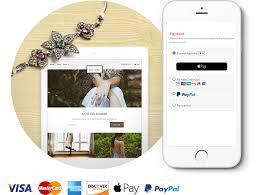 online store ecommerce website building software godaddy uk