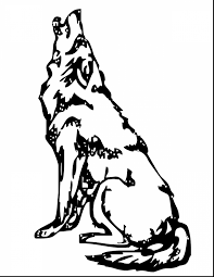 excellent anime wolves coloring pages with wolves coloring pages