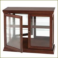 Curio Cabinets With Glass Doors Small Wall Display Cabinets With Glass Doors Choice Image Glass