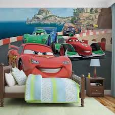 wall mural photo wallpaper picture 320p disney cars boys