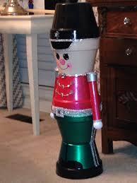 36 inch clay pot soldier my favorite santa u0027s workshop