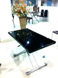 Ottoman Table Combination Dining Coffee Table Combination Dining Coffee Table Combination