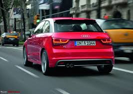 audi hatchback cars in india audi a1 to be launched in india team bhp
