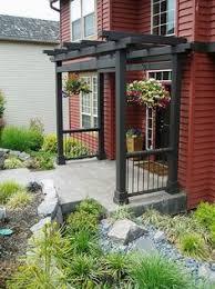 dreaming is free front porch pergola pergola ideas and pergolas