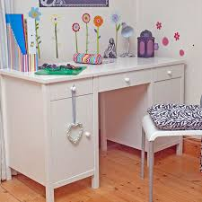 white wood desk with drawers minimalist white wooden children desk with drawers and storage also
